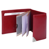 15690 dR Amsterdam Creditcard-etui Red_