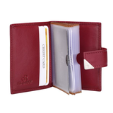 15692 dR Amsterdam Creditcard-etui Red_