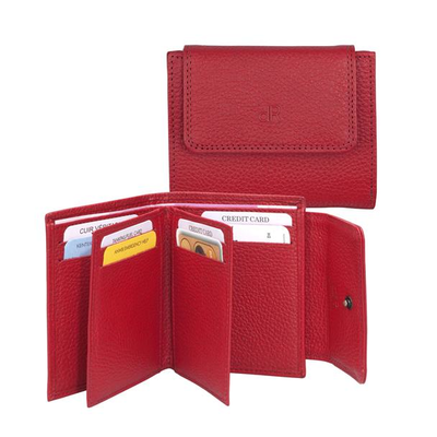 110624 dR Amsterdam Creditcard-etui Red