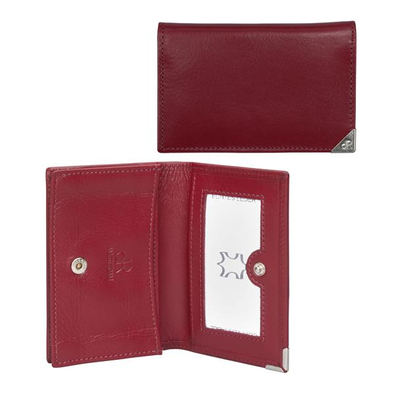 15611 dR Amsterdam Creditcard-etui Red