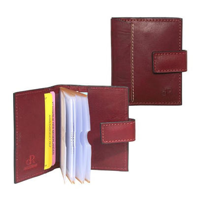 78692 dR Amsterdam Creditcard-etui Red