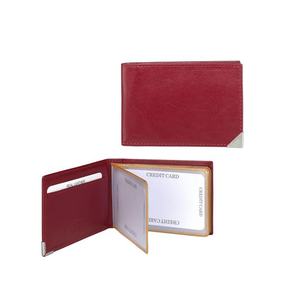 15695 dR Amsterdam Creditcard-etui Red