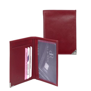 15602 dR Amsterdam Creditcard-etui Red